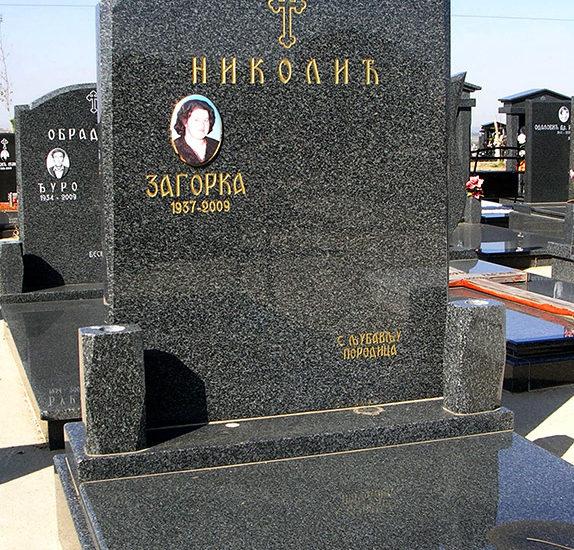 nadgrobni spomenici granit
