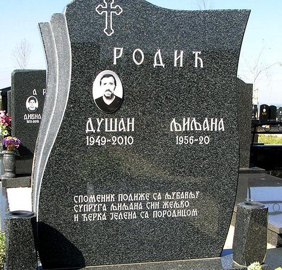 nadgrobni spomenici od kamena