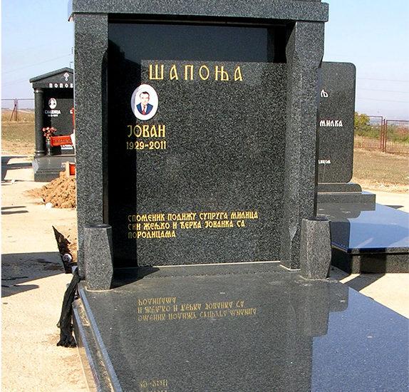 nadgrobni spomenik orlovaca