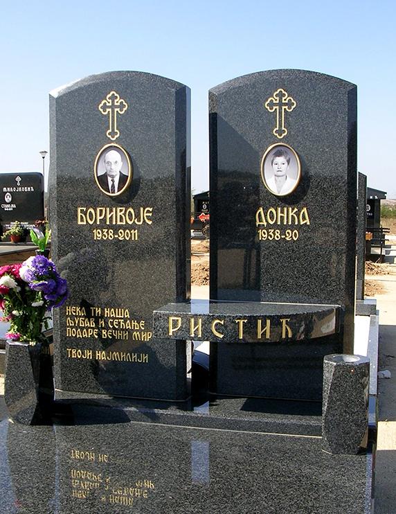 spomenik za dve osobe