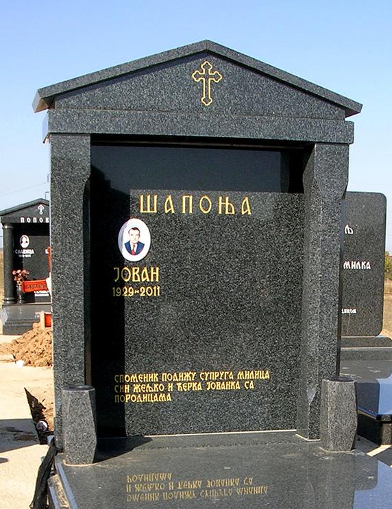 spomenik za groblje